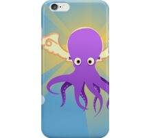 Flying Octopus iPhone Case/Skin