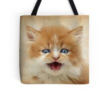 Where's my DINNER?!! Tote Bag