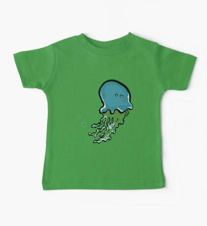 bored jellyfish Baby Tee