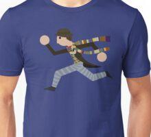 Run, Fourth Doctor, Run! Unisex T-Shirt