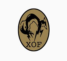 XOF Logo - Metal Gear Solid Unisex T-Shirt