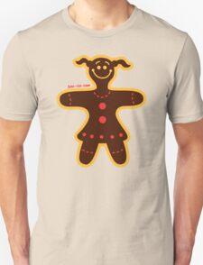 Christmas Cookie Woman Unisex T-Shirt