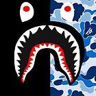 Bape shark by Squad2018