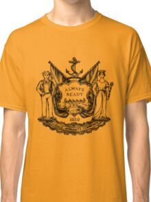 South Shields Coat of Arms Classic T-Shirt