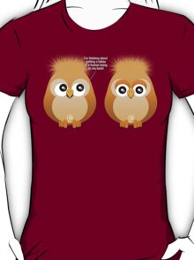 OWL TATTOO T-Shirt