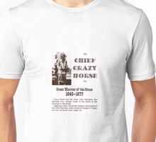 Chief Crazy Horse Unisex T-Shirt