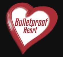 Bulletproof Heart by nimbusnought