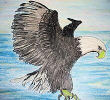Bald Eagle by GEORGE SANDERSON