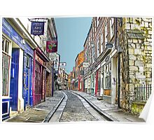 The Shambles - York Poster