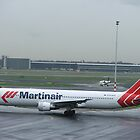 PH-MCM B767 Martinair by J0KER