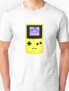 Yellow Gameboy T-Shirt
