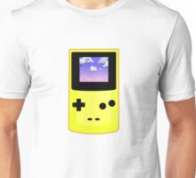 Yellow Gameboy Unisex T-Shirt