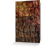 Rough Texture Greeting Card