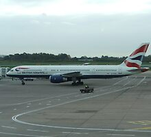 G-CPES B757 British Airways by J0KER