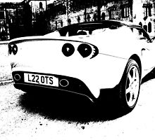 Lotus Elise  by bertie01