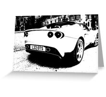 Lotus Elise  Greeting Card
