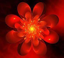 Flower of Love by Christine Kühnel