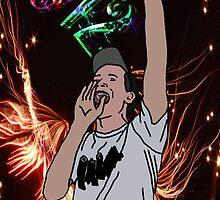 happy new year 2012 by Daisy Brooke