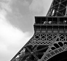 Eiffel Mono by RecklessTimes