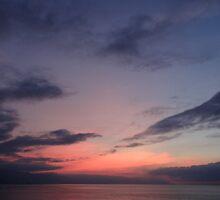 The night is coming - Viene la noche; Puerto Vallarta, Mexico by PtoVallartaMex