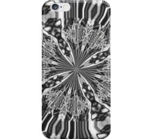 CHROME THISTLE iPhone Case/Skin