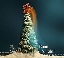 Buon Natale! by vicdives