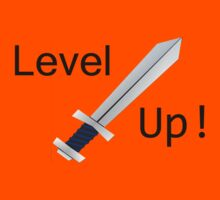 Level up! T-shirt Kids Clothes