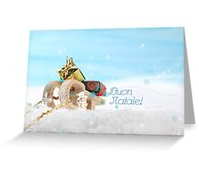 Buon Natale! Greeting Card