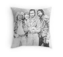 Long Live Rock! Throw Pillow