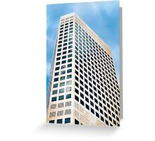 """Westpac House"" Greeting Card"