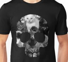 Skully Cat Unisex T-Shirt