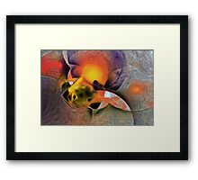 The Desire Framed Print