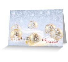 Feliz Navidad! Greeting Card