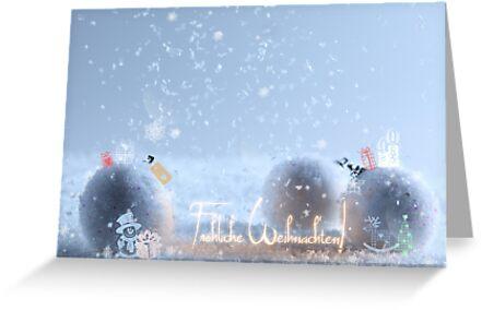 Fröhliche Weihnachten! by vicdives