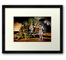 Wizard of Oz-15 Framed Print