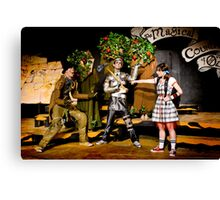Wizard of Oz-15 Canvas Print