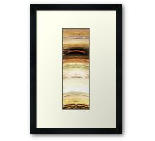 Earth Rebirth Framed Print