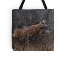Into the Woods - White-tailed Deer Tote Bag