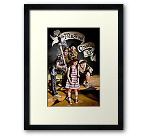 Wizard of Oz-17 Framed Print