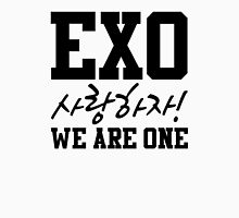 'EXO Saranghaja! We Are One' Mens V-Neck T-Shirt