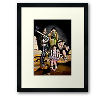 Wizard of Oz-18 Framed Print