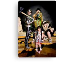Wizard of Oz-18 Canvas Print