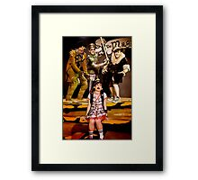 Wizard of Oz-19 Framed Print