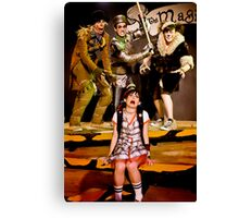 Wizard of Oz-19 Canvas Print