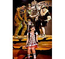 Wizard of Oz-19 Photographic Print