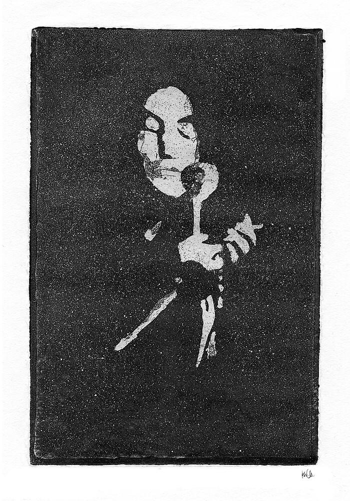 Yoko by Karen Clark