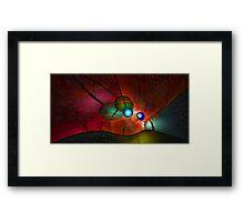 Designated Target Framed Print