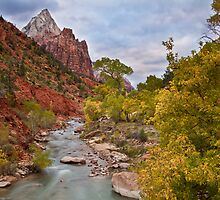 Zion Canyon by clintlosee