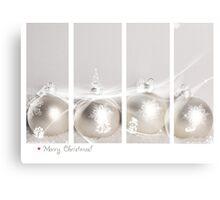 Merry Christmas! Canvas Print