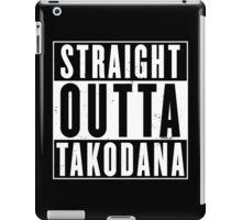 Straight Outta Takodana iPad Case/Skin